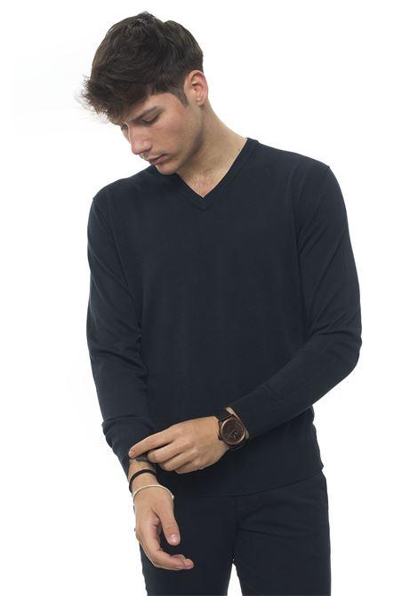 V-neck pullover Andrea Fenzi | 7 | V01-E72814790