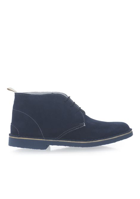 Suede ankle boots Angelo Nardelli | 12 | 82245-G800753