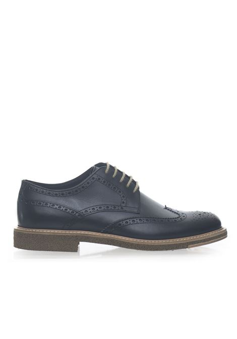 Stringed Derby shoes Angelo Nardelli | 12 | 82277-G847150