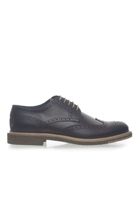 Stringed Derby shoes Angelo Nardelli | 12 | 82277-G847170