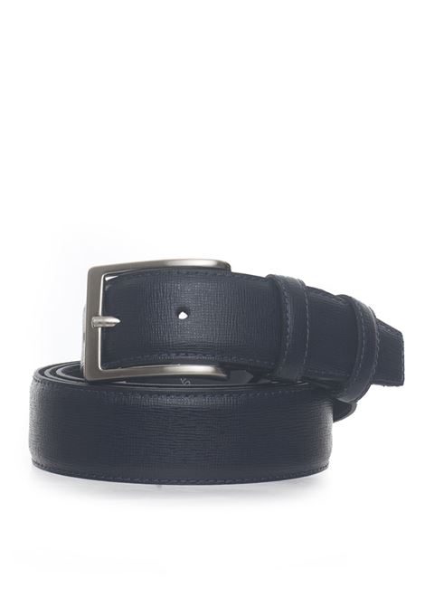 Leather belt Angelo Nardelli | 20000041 | 83478-G6803050