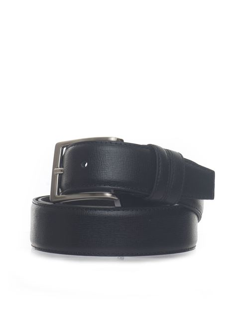 Leather belt Angelo Nardelli | 20000041 | 83478-G6803099