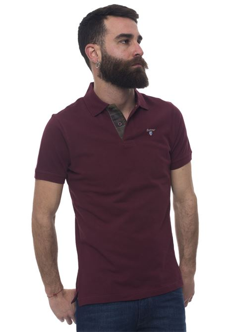 BAPOL0119 short sleeve polo shirt Barbour | 2 | BAPOL0119-MMLRE53