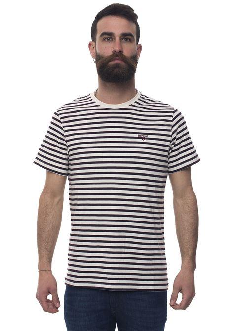 BAtee0378 Round-necked T-shirt Barbour | 8 | BATEE0378-MTSRE53