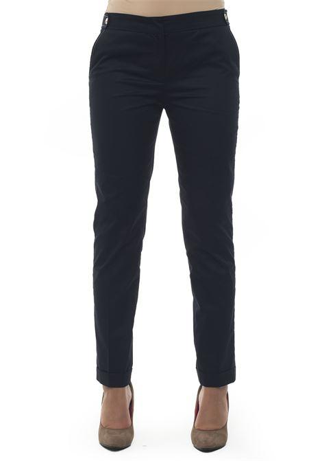 Pantalone modello chino Blue Les Copains | 9 | 0J31050188