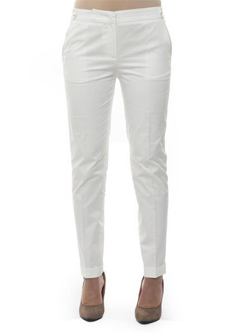 Pantalone modello chino Blue Les Copains | 9 | 0J31050203