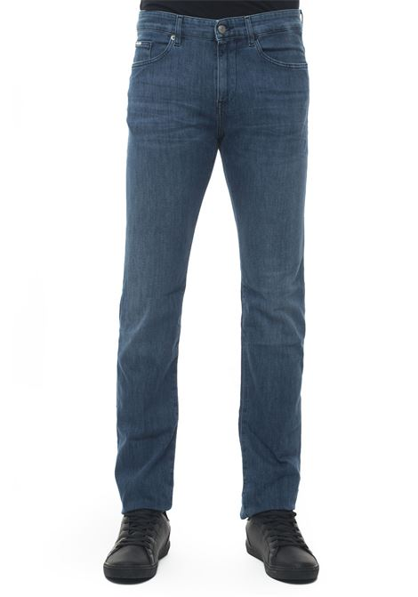 Delaware3.1 5 pocket denim Jeans BOSS | 24 | DELAWARE3.1-50405492435