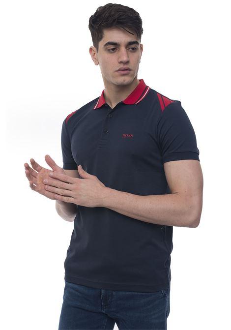 Polo shirt in jersey BOSS | 2 | PAULE1_50404272410