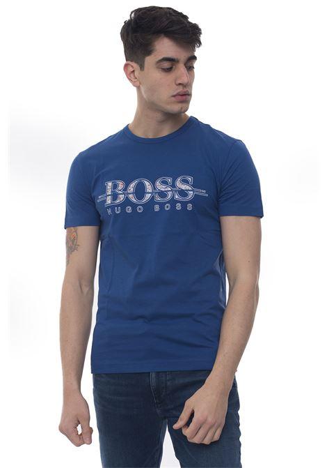 Short-sleeved round-necked T-shirt BOSS | 8 | TEE7-50404399462