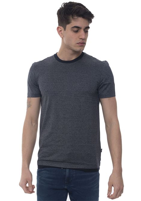 Tessler 111 Short-sleeved round-necked T-shirt BOSS | 8 | TESSLER111-50401649402