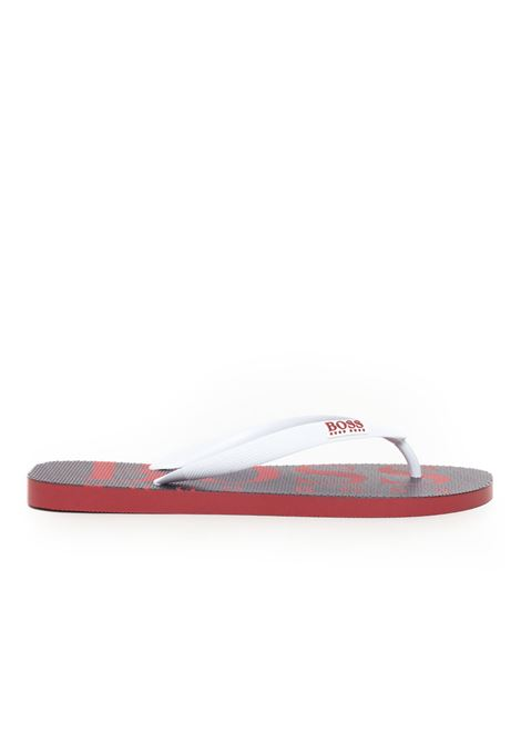 WAVE_THNG_DIGITAL rubber flip-flops BOSS | 20000008 | WAVE_THNG_DIGITAL-50388497644