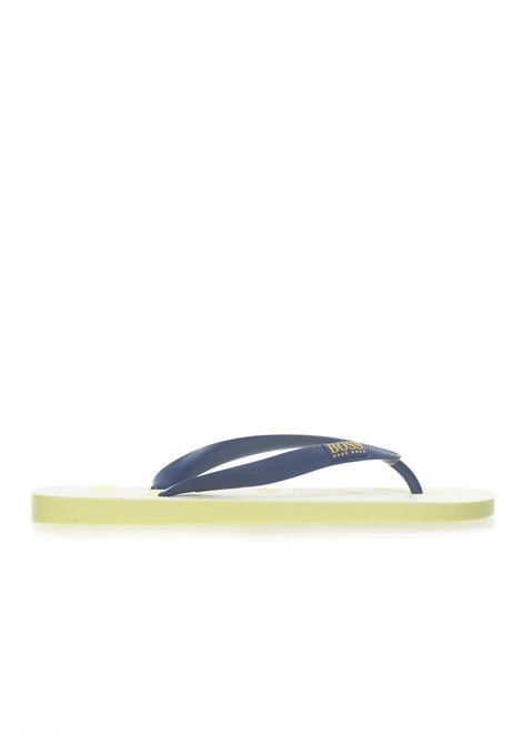 Wave_Thng_digital  rubber flip-flops BOSS | 20000008 | WAVE_THNG_DIGITAL-50388497754