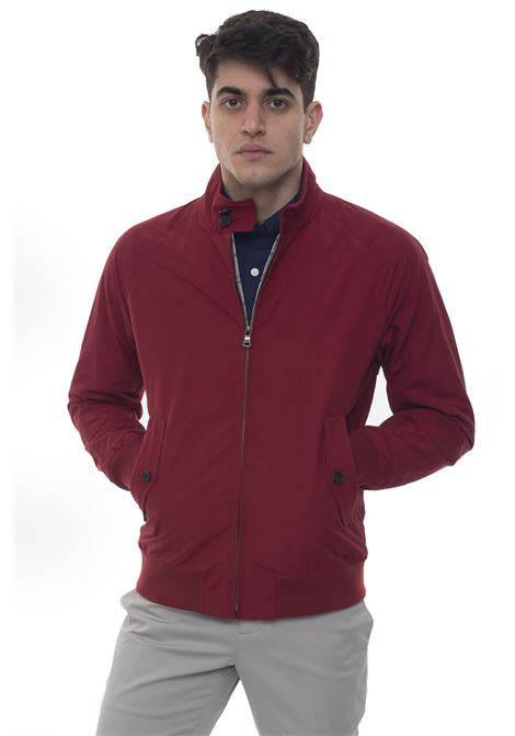 Bomber jacket Brooks Brothers | -276790253 | 100085100ROSSO