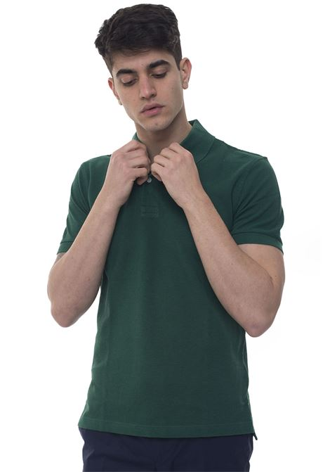 Short sleeve polo shirt Brooks Brothers | 2 | 100096615VERDE