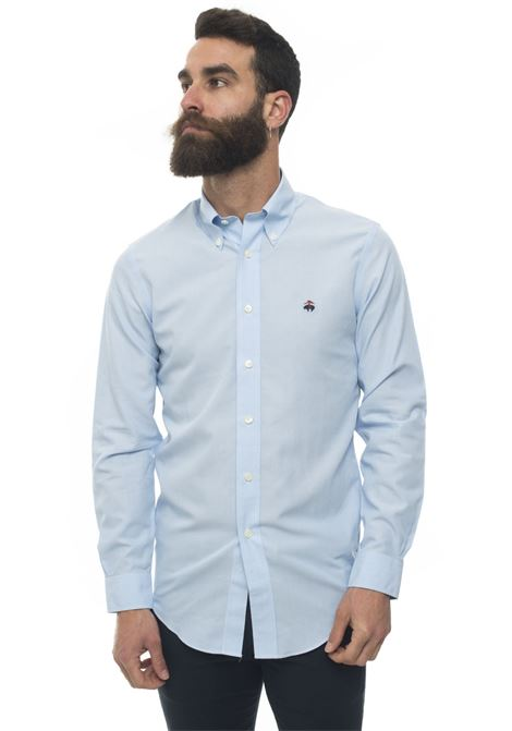Casual shirt Brooks Brothers | 6 | 100101717CELESTE