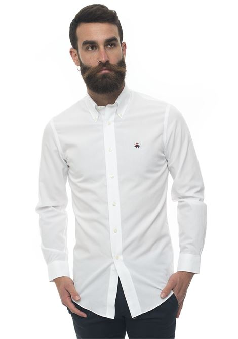 Casual shirt Brooks Brothers | 6 | 100101718BIANCO