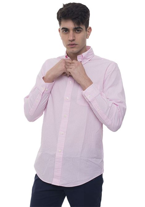 Casual shirt Brooks Brothers | 6 | 100103840ROSABIANCO