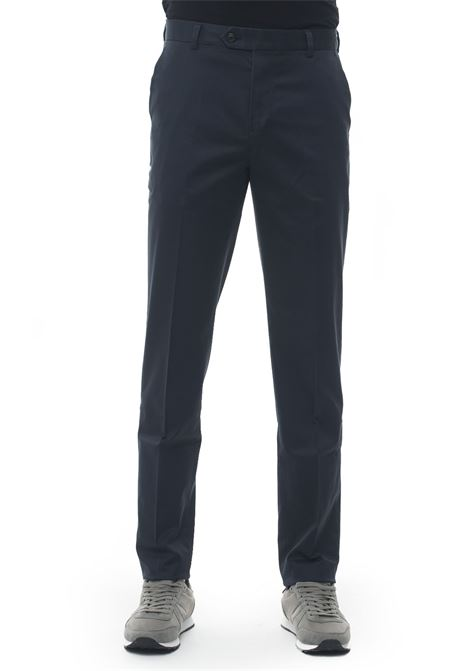 Pantalone modello chino Brooks Brothers | 9 | 100104140BLU