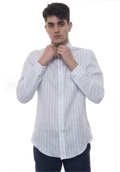 Camicia casual Brooks Brothers | 6 | 100131867CELESTEBIANCO