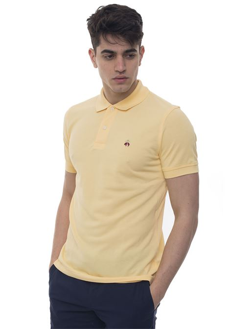 Short sleeve polo shirt Brooks Brothers | 2 | 100132533GIALLO