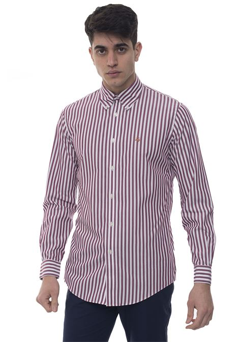 Camicia casual Brooks Brothers | 6 | 100132757BIANCOROSSO
