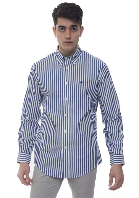 Casual shirt Brooks Brothers | 6 | 100132759BIANCOBLU