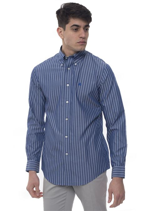 Casual shirt Brooks Brothers | 6 | 100132767BLUBIANCO