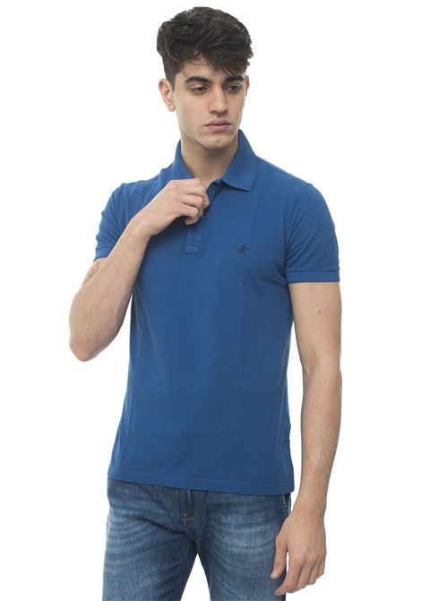 Polo shirt in cotton piquet Brooksfield | 2 | 201A-A0327198