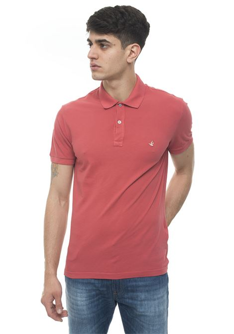 Polo shirt in cotton piquet Brooksfield | 2 | 201A-A0327224
