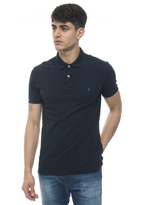 Polo shirt in cotton piquet Brooksfield | 2 | 201A-A0329608