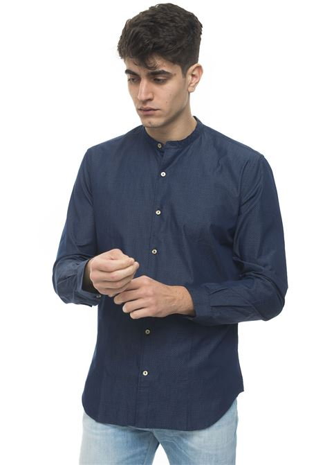 Shirt with guru collar Brooksfield | 6 | 202I-Q217V0031