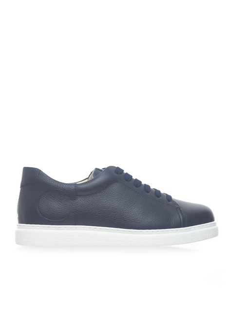 Leather sneakers Canali | 5032317 | 191201-RA00330310