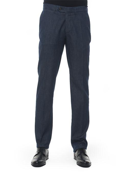 Jeans denim taglio chino Canali | 9 | 91633-PD00465301