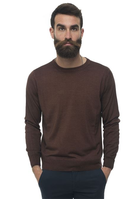 Round-neck pullover Canali | 7 | C0480-MK00514520