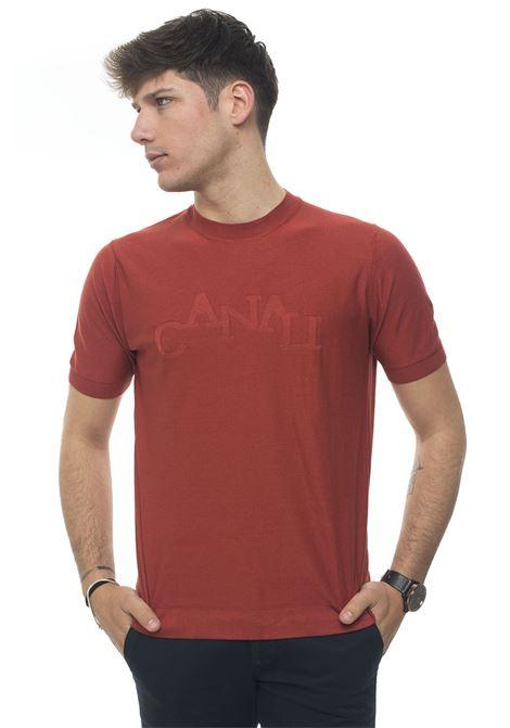 Round-necked pullover Canali | 7 | C0648-MK00680770