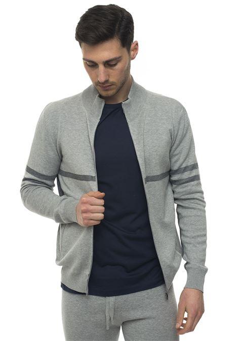 Sweatshirt with zip Corneliani | 20000055 | 83M587-9125117016