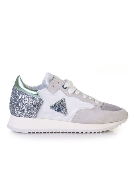 Sneakers in tela e pelle Ed Parrish | 5032317 | ANLDMX01