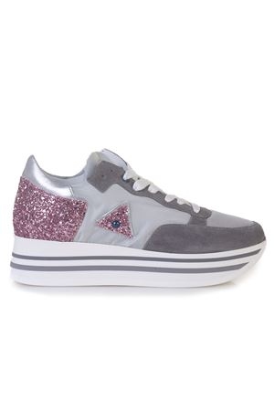 Sneakers in tela e pelle Ed Parrish | 5032317 | BNLDMX03