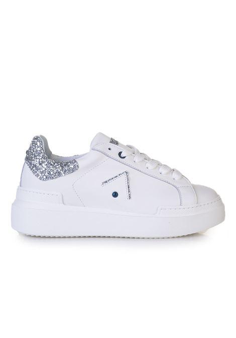 Sneakers in pelle con lacci Ed Parrish | 5032317 | CKLDSG12