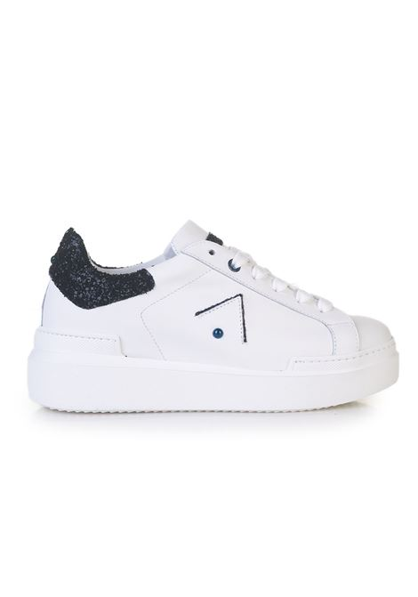 Leather sneakers with laces Ed Parrish | 5032317 | CKLDSQ11