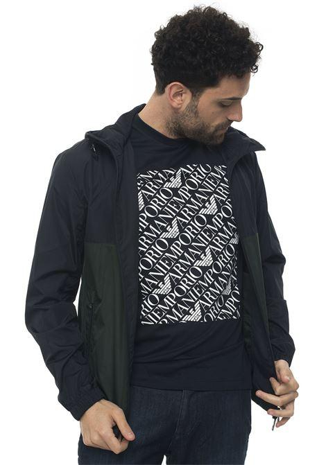 Windbreaker jacket Emporio Armani | -276790253 | 3G1BA8-1NSFZF513