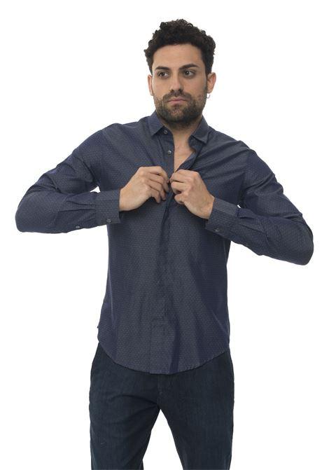 Long-sleeved shirt microfantasy Emporio Armani | 6 | 3G1C65-1NMFZF906