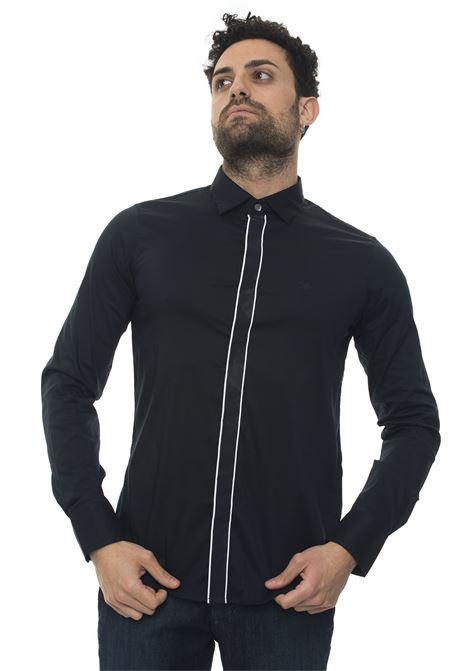 Long-sleeved cotton shirt Emporio Armani | 6 | 3G1CL2-1NHUZ920