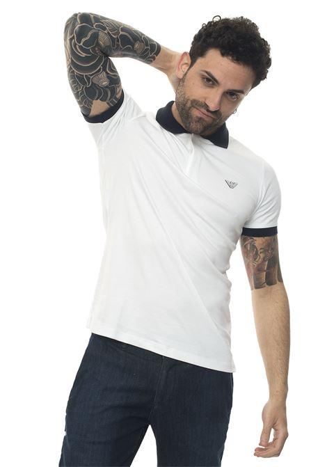 Short sleeve polo shirt Emporio Armani | 2 | 3G1F85-1JPRZ100