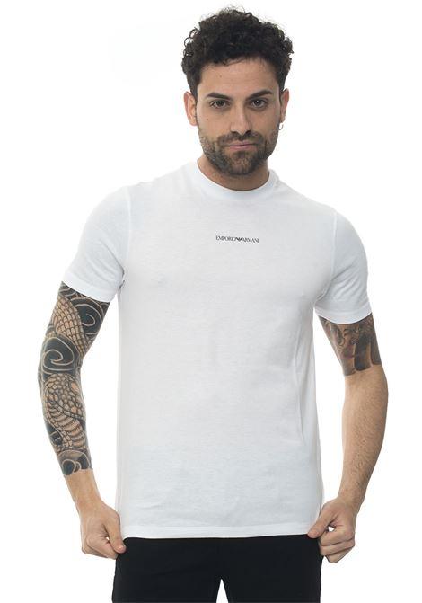 Round-necked T-shirt Emporio Armani | 8 | 3G1T78-1J00Z100