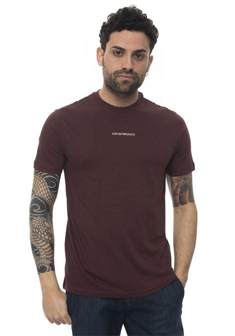 Round-necked T-shirt Emporio Armani | 8 | 3G1T78-1J00Z347