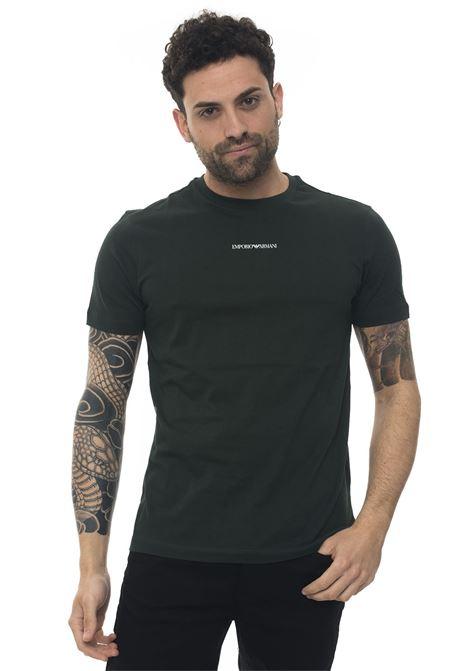 Round-necked T-shirt Emporio Armani | 8 | 3G1T78-1J00Z537