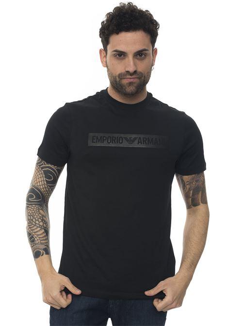 Round-necked T-shirt Emporio Armani | 8 | 3G1T88-1J30Z999