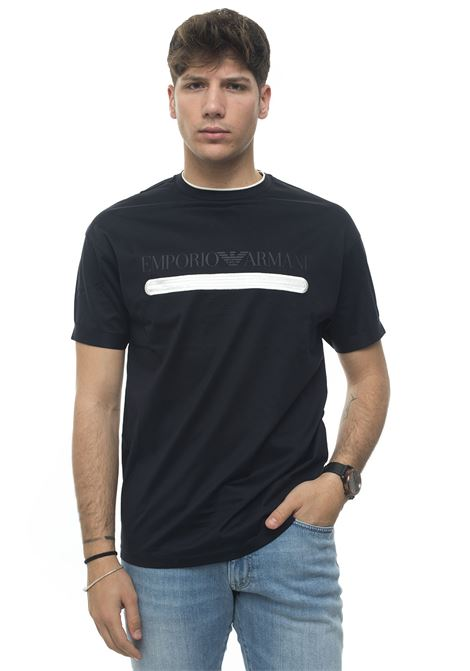 Short-sleeved round-necked T-shirt Emporio Armani | 8 | 3G1TL8-1JTUZ953