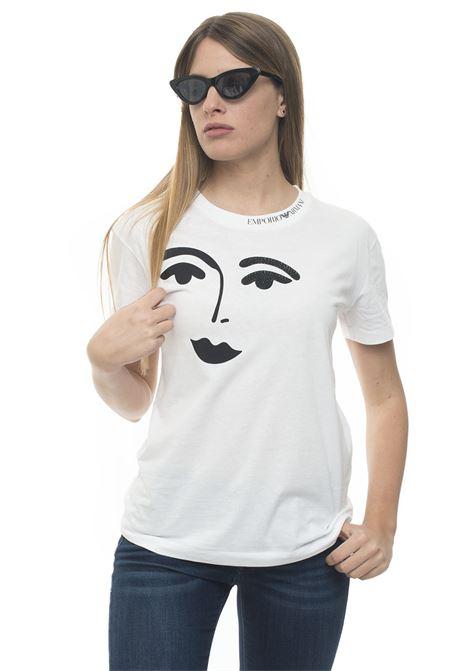 Round-necked T-shirt Emporio Armani | 8 | 3G2T63-2J29Z0100